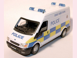 Ford Transit North Humbria Police GB