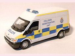 Ford Transit North Yorkshire Police GB