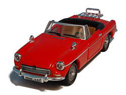 MGB Open Top
