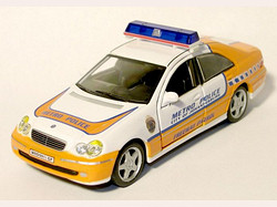 Mercedes Benz C-Klasse (W203) METRO POLICE - CITY OF JAHANNESBURG FREEWAY PATROL ZA