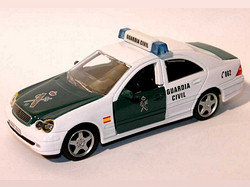 Mercedes Benz C-Klasse (W203) 2000 Guardia Civil E