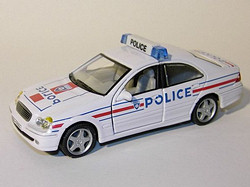 Mercedes Benz C-Klasse (W203) 2000 Police Nationale F