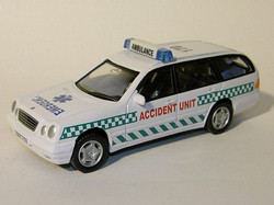 Mercedes Benz E-Klasse Estate Emergency - Accident Unit GB