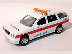 Mercedes Benz E-Klasse Estate Ambulancia E