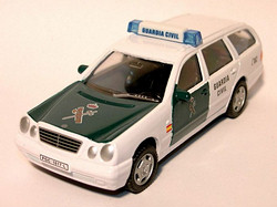 Mercedes Benz E-Klasse Estate Guardia Civil E
