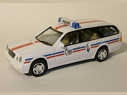 Mercedes Benz E-Klasse Estate Politie B