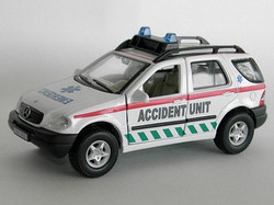 Mercedes Benz ML320 Emergency Accident Unit GB