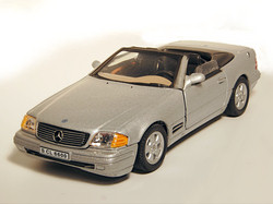 Mercedes-Benz 600SL Roadster (R129) 1994
